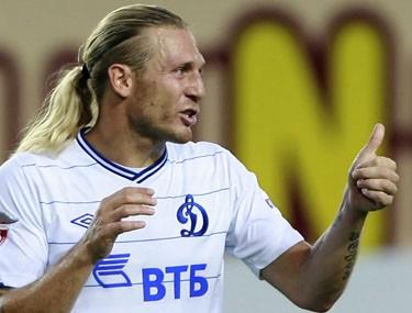 «Динамо» обыграло «Анжи»