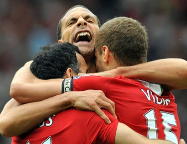 «Манчестер Юнайтед» обыграл «Халл Сити» и другие результаты