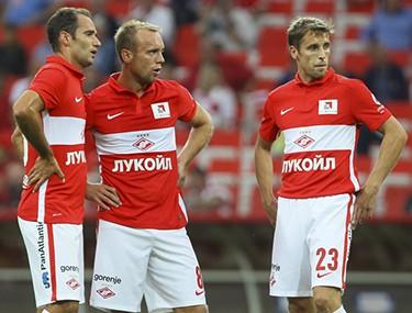 «Спартак» победил «Крылья Советов» и другие результаты