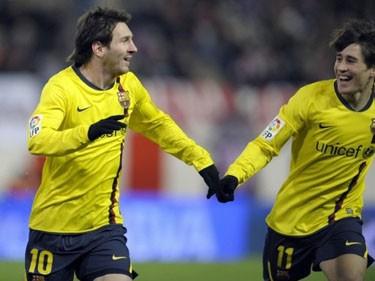 Отчет о матче «Атлетико»   - «Барселона»: «МЕССИя!»