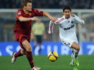 Отчет о матче «Рома» - «Милан»: «Вы хотели Пато?»