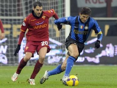 Отчет о матче «Интер» - «Рома»: «Третий раз в одну воронку»