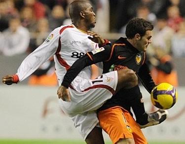 Отчет о матче «Севилья» – «Валенсия»: