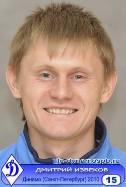 Дмитрий Извеков