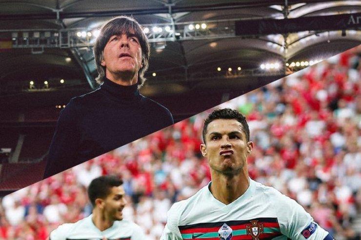 Португалия 21 год без побед над Германией. Роналду готов это исправить