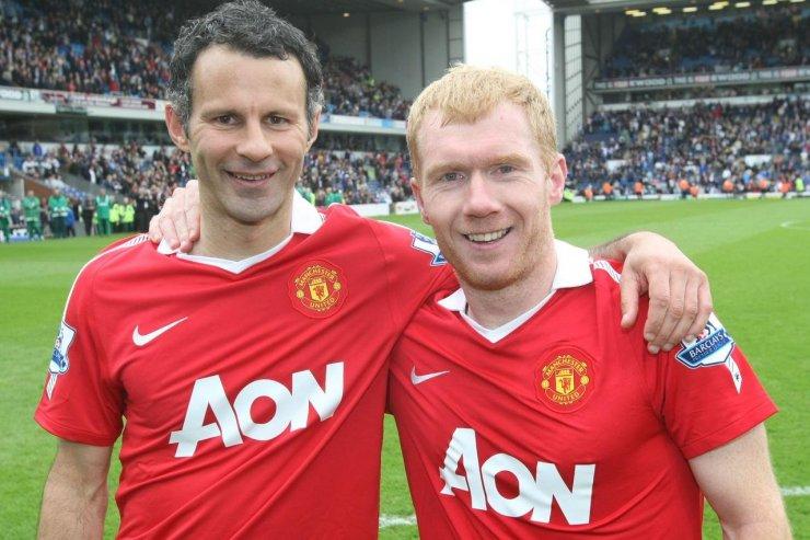 Символическая сборная «Манчестер Юнайтед»