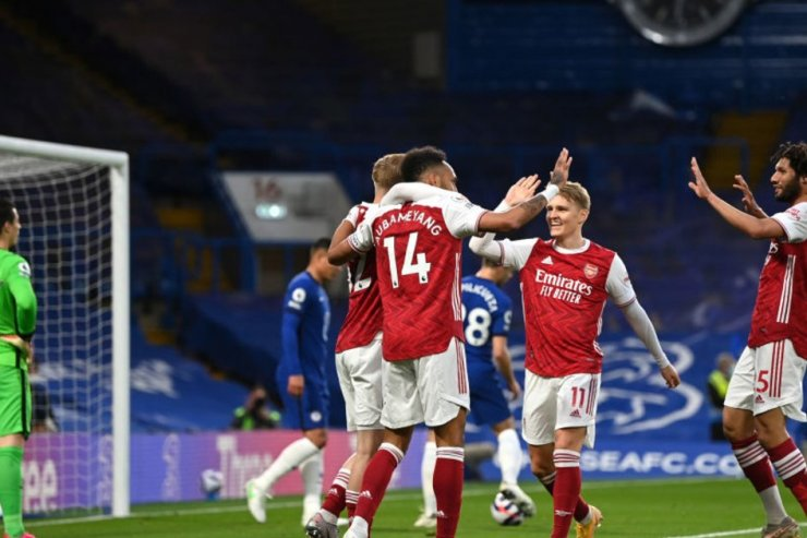 «Кристал Пэлас» – «Арсенал»: прогноз и ставки БК Pinnacle