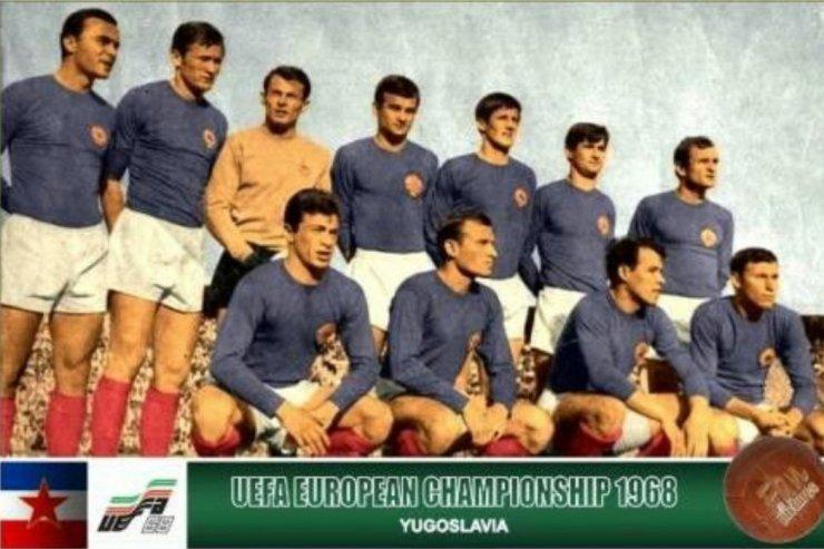 Выбили Германию, Францию и чемпионов мира. Огненная Югославия на Евро-1968