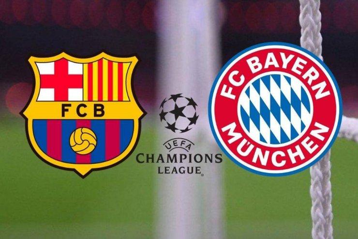 «Барселона» против «Баварии»