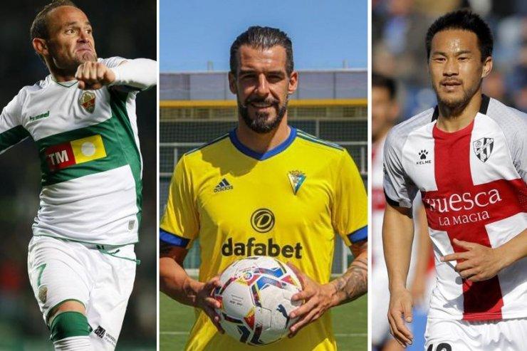Бывший игрок «Рубина», Гвардиола и Вальдеррама. Герои в составах новичков Ла Лиги