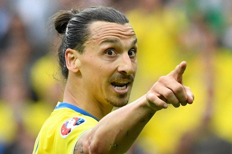 Ибрагимович не сможет сыграть на Евро-2020. Цените великих ветеранов, их осталось очень мало