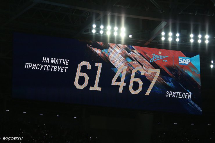 Стадион «Зенита»