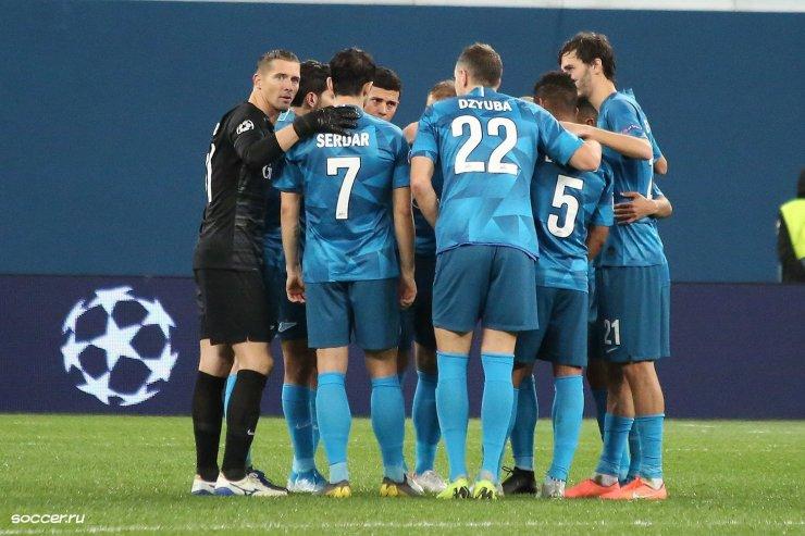 «Брюгге» понёс потери, но Малком и Сантос тоже не сыграют. Самый важный матч «Зенита» в Лиге чемпионов