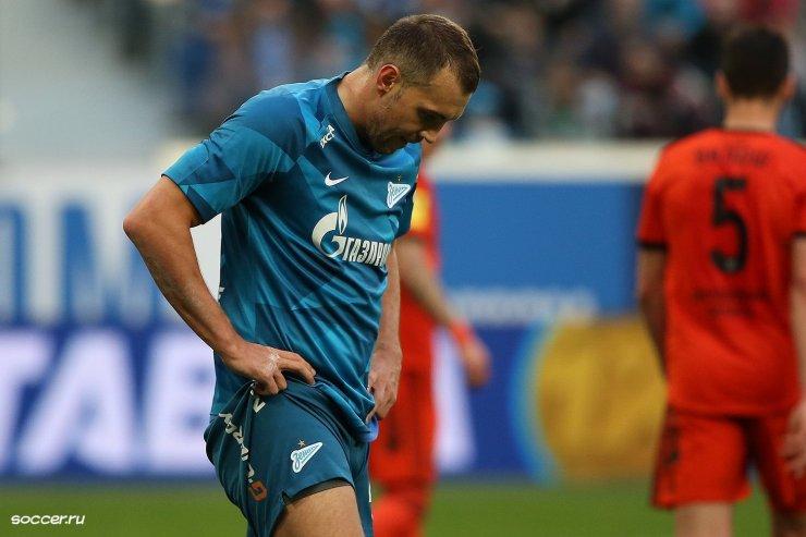 1 Gol I 2 Assista Za Dva Mesyaca Zenit Mozhet Otpustit Dzyubu No Riskuet Oshibitsya 23 11 2020 Chitat Blog Na Soccer Ru