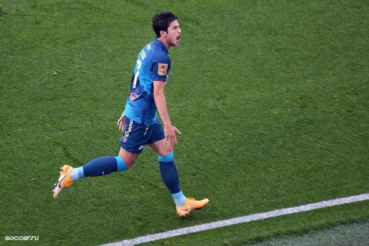 Суперкубок заставил скучать по Евро. Ошибки «Локомотива» подарили «Зениту» разгром