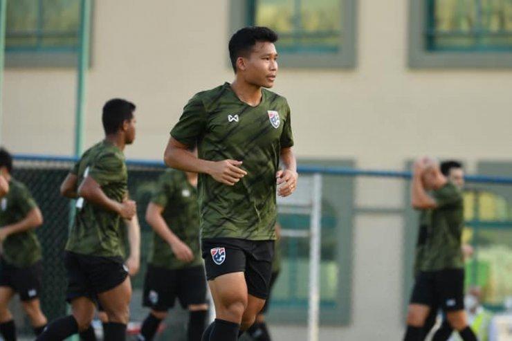 Игрок сборной Таиланда