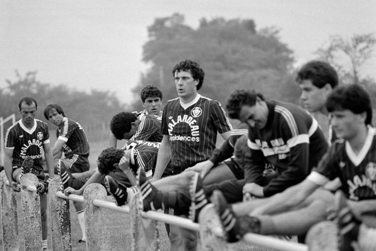 Команда «Бордо» 1984 года