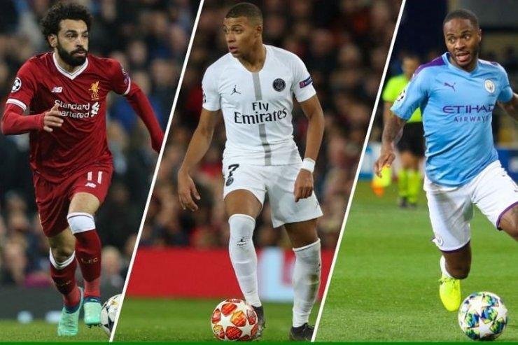Подарки для Бензема: Салах, Мбаппе и Стерлинг в трансферном списке «Реала»
