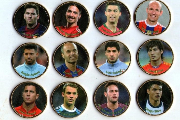 Европейский футбол. Судьба команд поколений