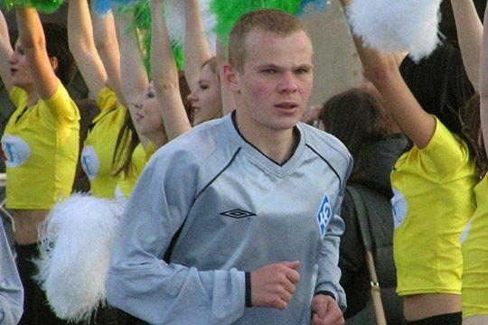 Анюков в 2004 году