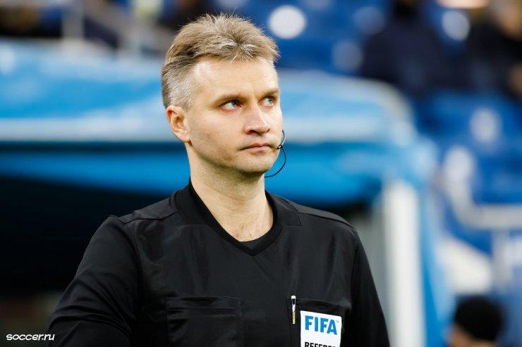 Лапочкин закончил. УЕФА отстранил российского арбитра от футбольной деятельности на 10 лет