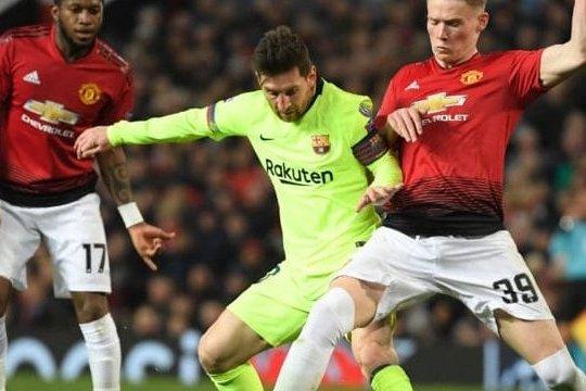 «Барселона» – «Манчестер Юнайтед»: Видеопрогноз от экспертов