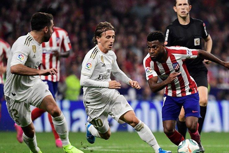 «Реал» — «Атлетико»: прогноз и ставки от БК Pinnacle