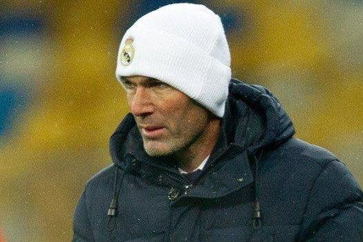#ЗиданАут. Увольнение Зизу спасет «Мадрид»