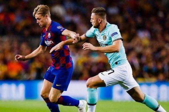 «Интер» - «Барселона»: прогноз и ставки ОТ БК Pinnacle
