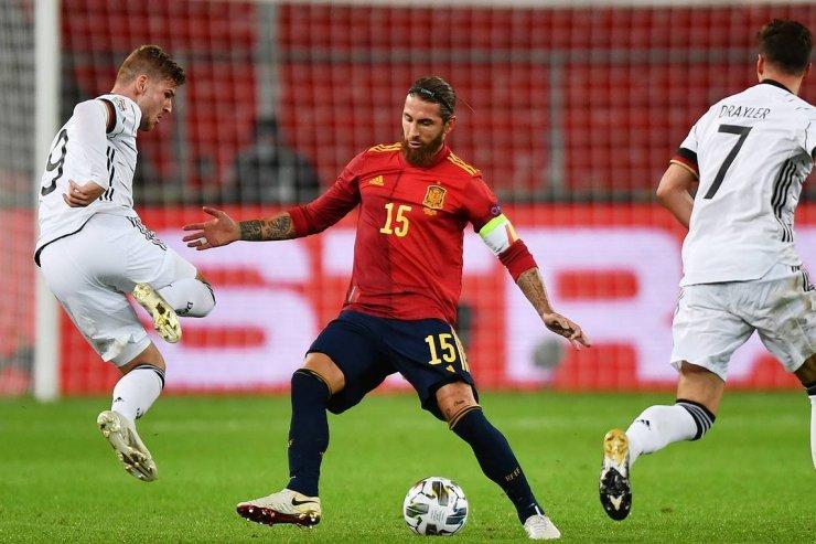 Ремейк финала Евро-2008, Рамос против Крооса. Испания и Германия рвутся в финальный турнир Лиги Наций