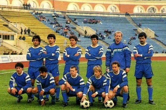 «Памир»-1991