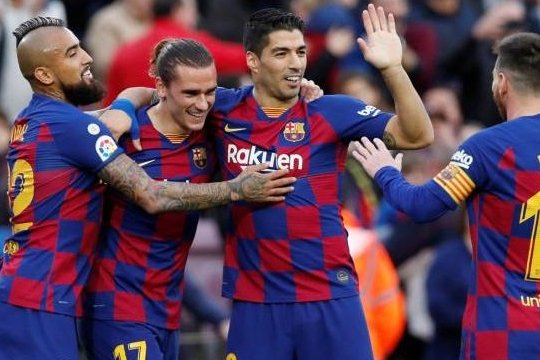 «Эспаньол» — «Барселона»: Прогноз от экспертов