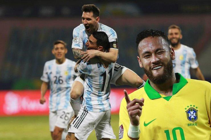 Месси тащит Аргентину в финал Кубка Америки. Без трофея его может оставить близкий друг Неймар