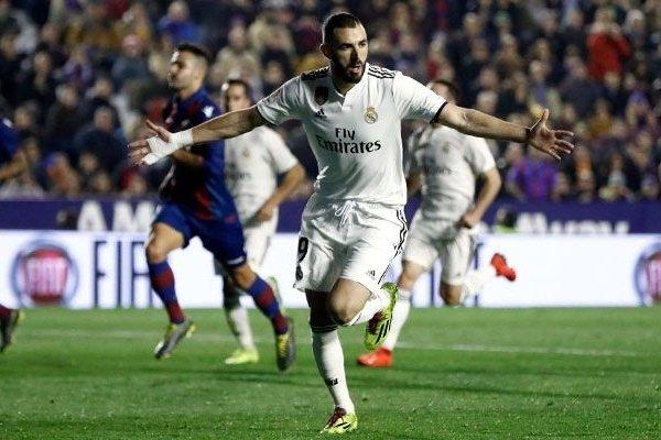 ФК «Реал» и ФК «Барселона»