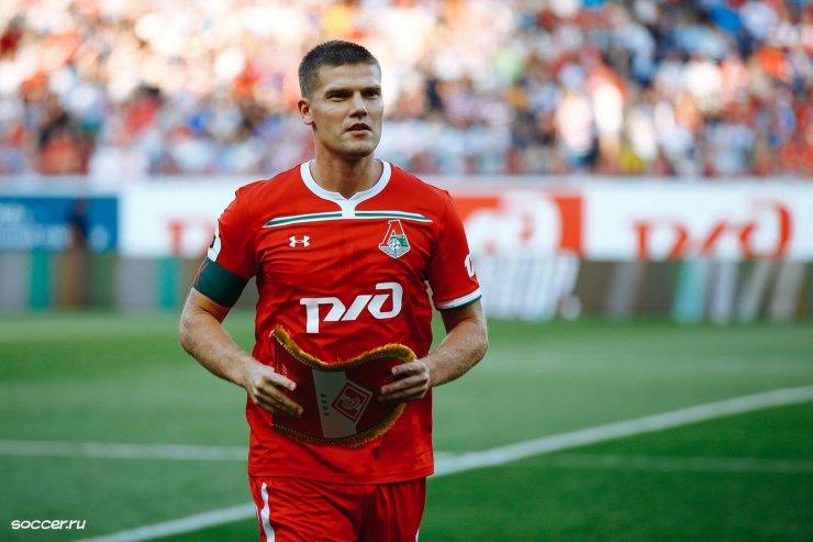 Немецкий футболист баптист