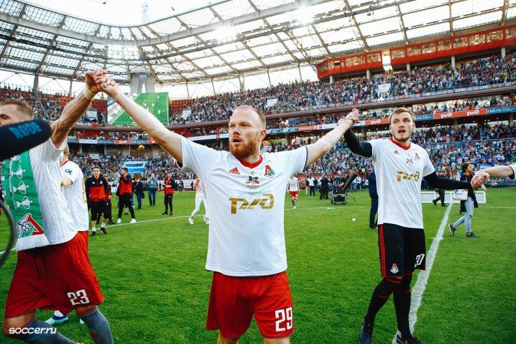 Личные вклады в чемпионство «Локомотива»