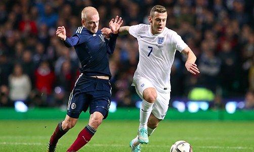 146 лет вместе. Англия против Шотландии!