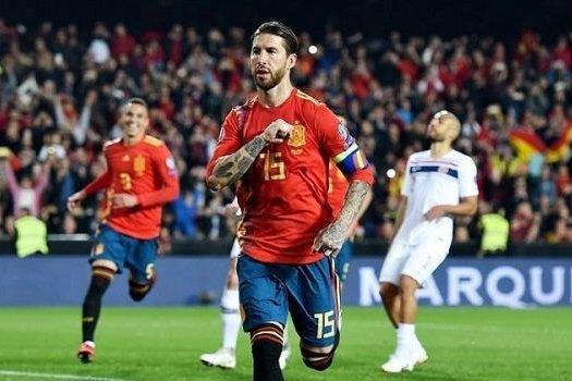 Швеция Испания 15 октября прямой эфир