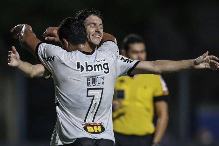 Игроки «Атлетико Минейро»