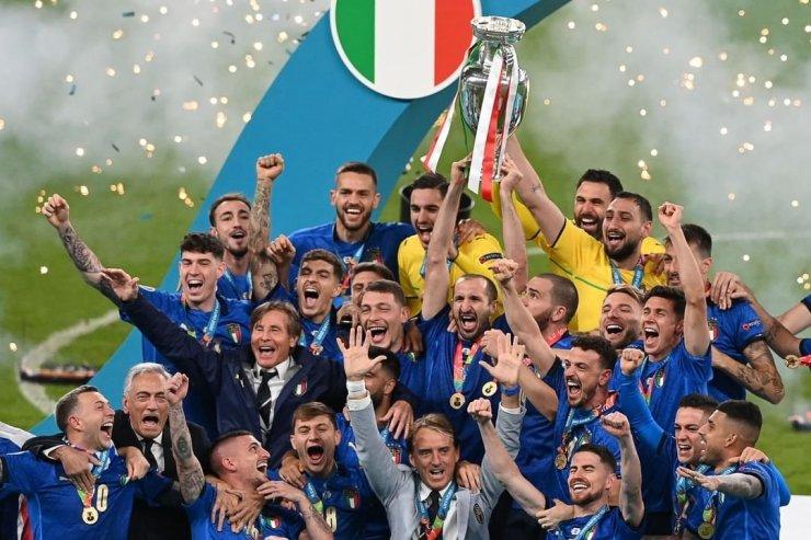 It's coming Rome! Италия выиграла чемпионат Европы
