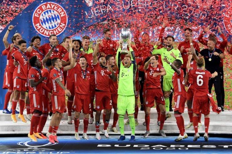 Три незасчитанных гола и дополнительное время. «Бавария» выиграла Суперкубок