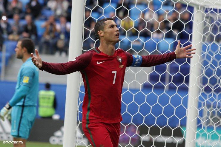 Легендарный трансфер Роналду