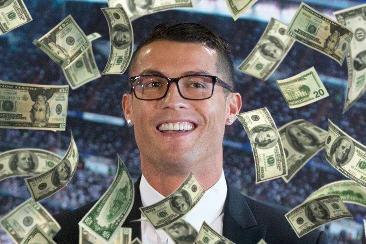 От Рамоса до Роналду. Самые богатые футболисты по итогам сезона