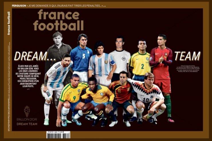 Лучшие футболисты всех времен и народов
