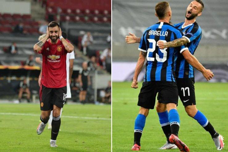 «Манчестер Юнайтед» / «Интер»