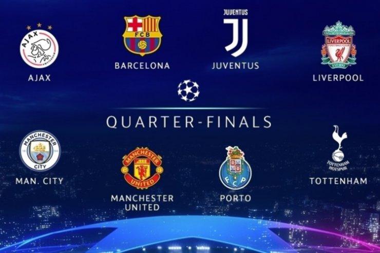 Четвертьфиналы