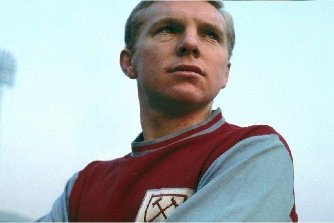 10 лучших футболистов Англии 60-х годов.