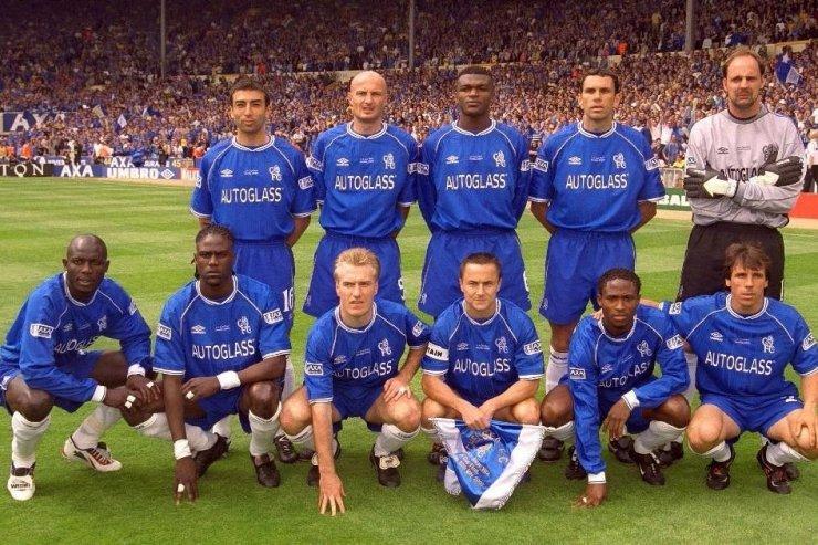 Футболисты «Челси» в сезоне 1999/2000