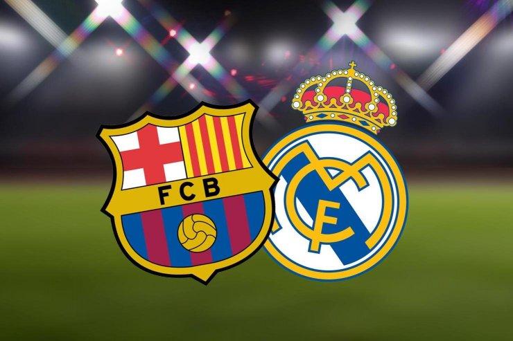 «Барселона» - «Реал»