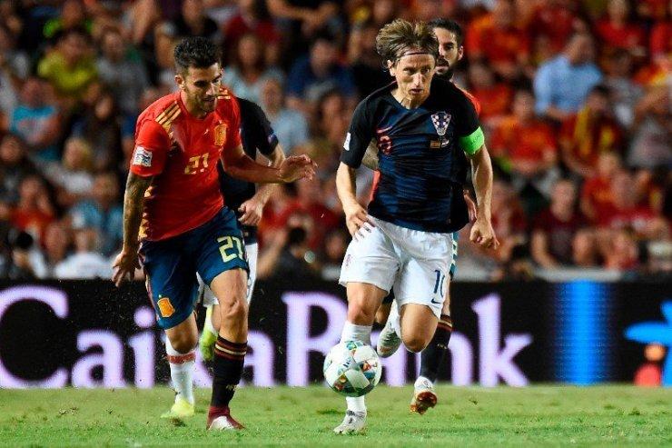 Без Перишича и с промахами Мораты. Хорватия и Испания встречаются на третьем Евро кряду, в плей-офф — впервые